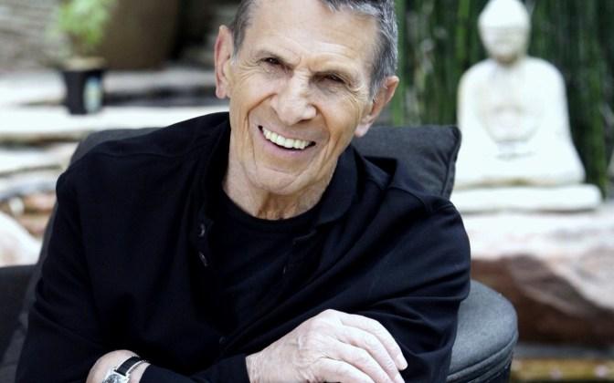 R.I.P. Leonard Nimoy (1931 – 2015) *Farewell, Spock*