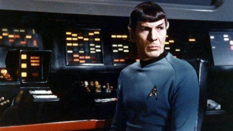 Leonard Nimoy, Star Trek