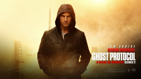 Tom Cruise, Mission Impossible: Ghost Protocol