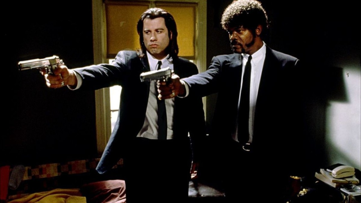 Top 5: Scenes from Pulp Fiction