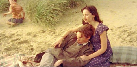 Eddie Redmayne, Felicity Jones, The Theory of Everything