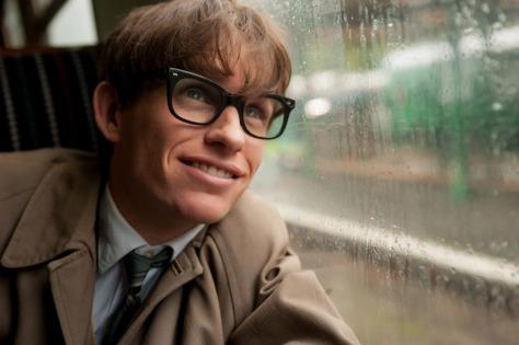 Eddie Redmayne, Stephen Hawking, The Theory of Everything