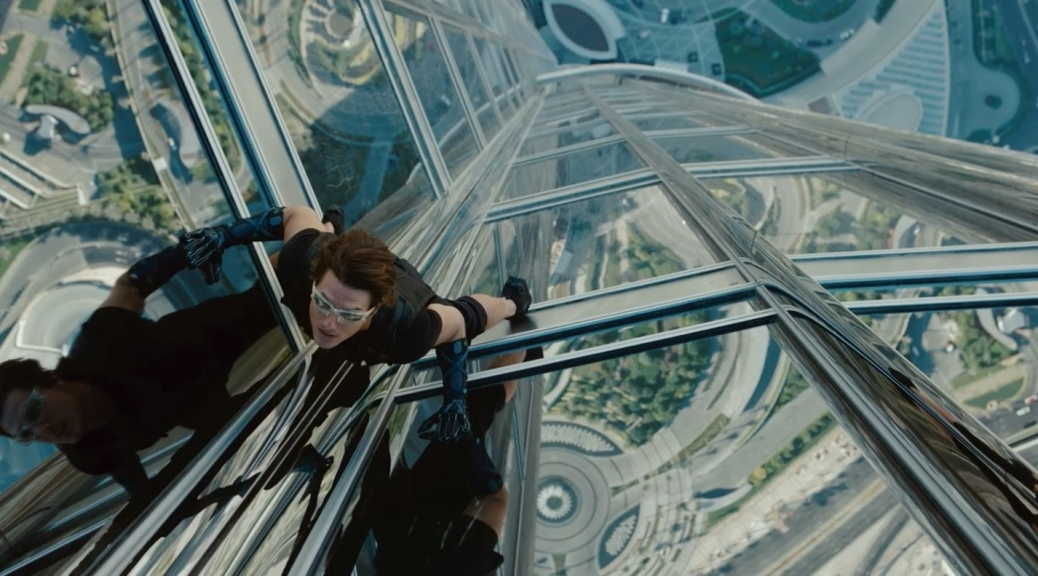 Tom Cruise, Mission Impossible Ghost Protocol