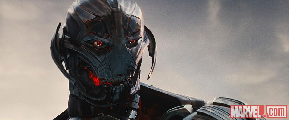 Ultron, James Spader, Avengers: Age of Ultron