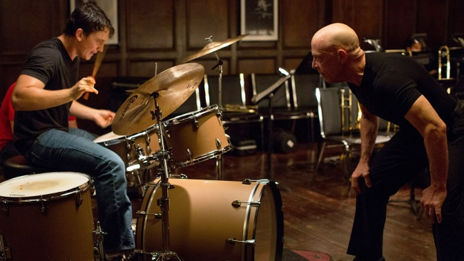 "My Favorite Scene: Whiplash (2014) ""Not Quite My Tempo"""