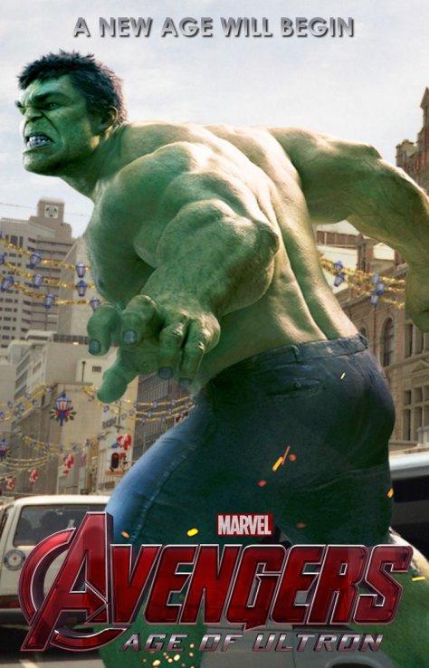 Avengers Age of Ultron, Bruce Banner, Mark Ruffalo, Hulk
