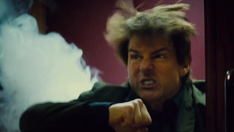Tom Cruise, Ethan Hunt, Mission Impossible - Rogue Nation