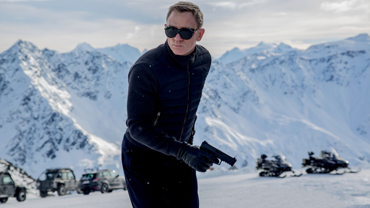 James Bond, Spectre, Bond 24, Daniel Craig