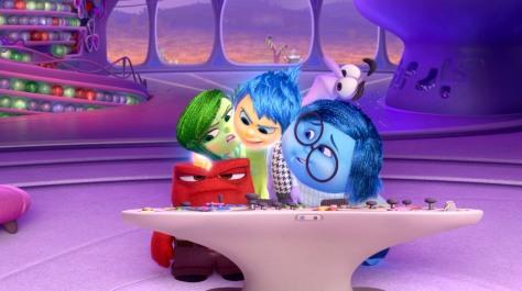 Inside Out, Amy Poehler, Pixar, Disney