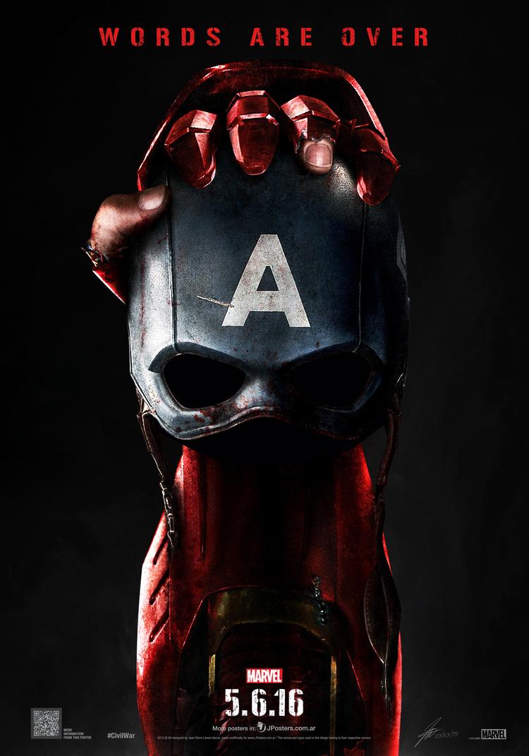Iron Man, Captain America, Civil War