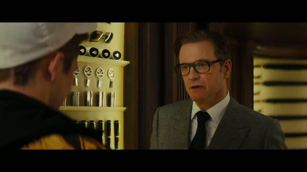 Colin Firth, Kingsman: The Secret Service