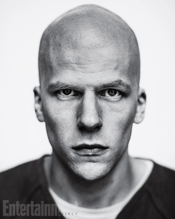 Lex Luthor, Batman vs. Superman: Dawn of Justice, Jesse Eisenberg