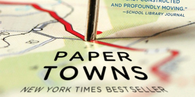 Trailer Time: Paper Towns Trailer #1 (2015) *From the Author of The Fault Among Our Stars*
