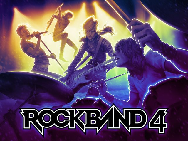 Rock Band 4 is Coming to Xbox One and PS4!!!  Announcement Trailer!