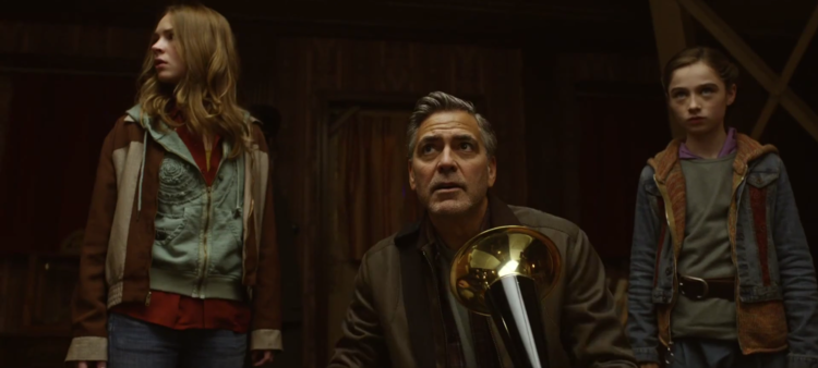 George Clooney, Tomorrowland, Brad Bird, Disney