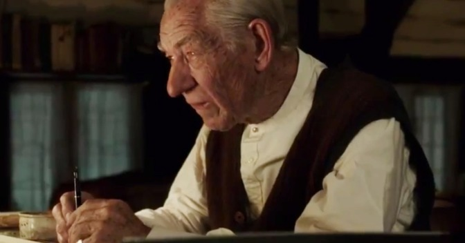 Trailer Time: Mr. Holmes Trailer #2 (2015) *Peerless Actor Meets Ultimate Role""