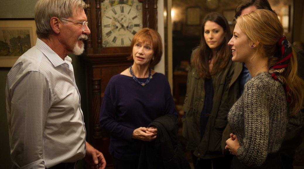 The Age of Adaline, Harrison Ford, Blake Lively, Kathy Baker