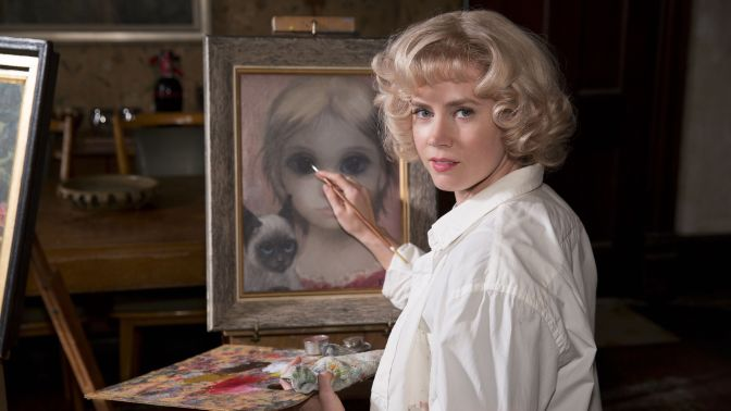 Movie Review: Big Eyes (2014) *A Reasonable Critic Review*