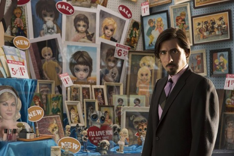 Jason Schwartzman, Big Eyes