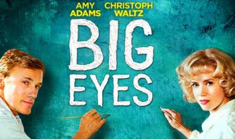 Amy Adams, Christoph Waltz, Big Eyes