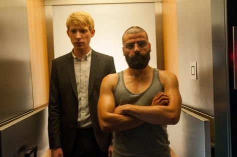 Domnhall Gleeson, Oscar Isaac, Ex Machina