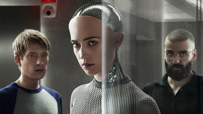 Movie Review: Ex Machina (2015) *Intelligent, Brilliant, Thought Provoking and Perfectly Strange*