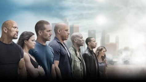 Furious 7, Vin Diesel, Paul Walker, Dwayne Johnson, Michelle Rodriguez