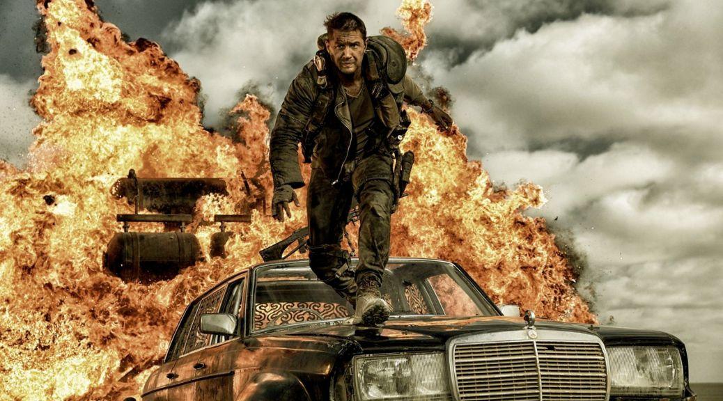 Tom Hardy, Mad Max Fury Road
