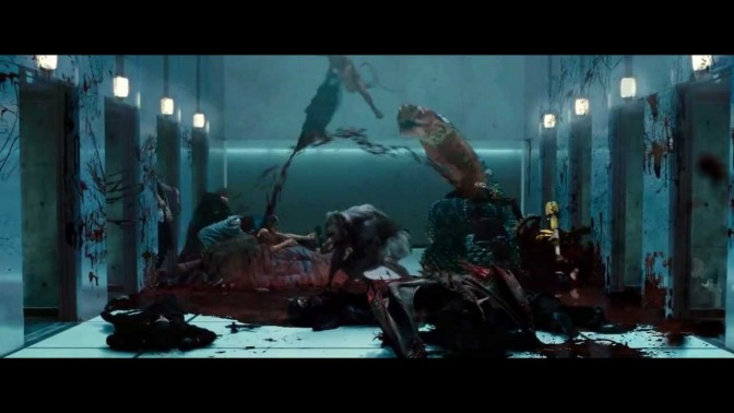 My Favorite Scene: The Cabin in the Woods (2012) *Every Monster Ever Including Angry Unicorn*