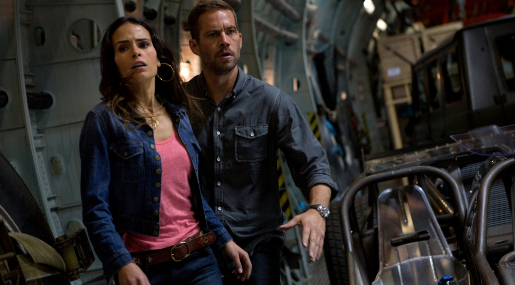 Fast and the Furious 6, Fast 6, Paul Walker, Jordanna Brewster
