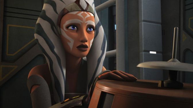 Trailer Time: Star Wars Rebels Season 2 Trailer #1 (2015 – Disney XD) *Ahsoka is Back and So is Her Fallen Master*