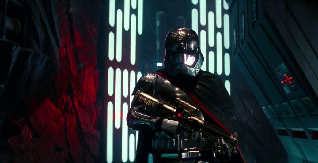 Captain Phasma, Gwendoline Christie, Stormtrooper, Star Wars, Star Wars Episode VII: The Force Awakens