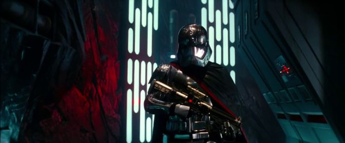 Captain Phasma, Gwendoline Christie, Stormtrooper, Star Wars, Star Wars Episode VII: The Force Awakens
