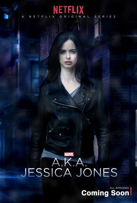 AKA Jessica Jones, Jessica Jones, Marvel, Netflix, Krysten Ritter