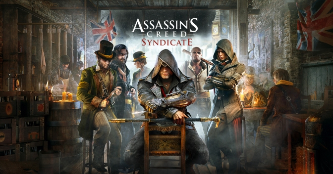 Trailer Time: Assassin's Creed Syndicate (2015) *London's Calling!*