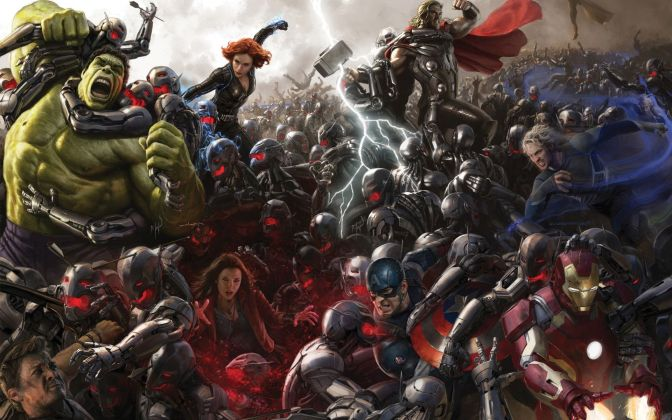 Movie Review: Avengers Age of Ultron (2015) *Phase 2 Ends With a BANG* EXTREME SPOILER WARNING
