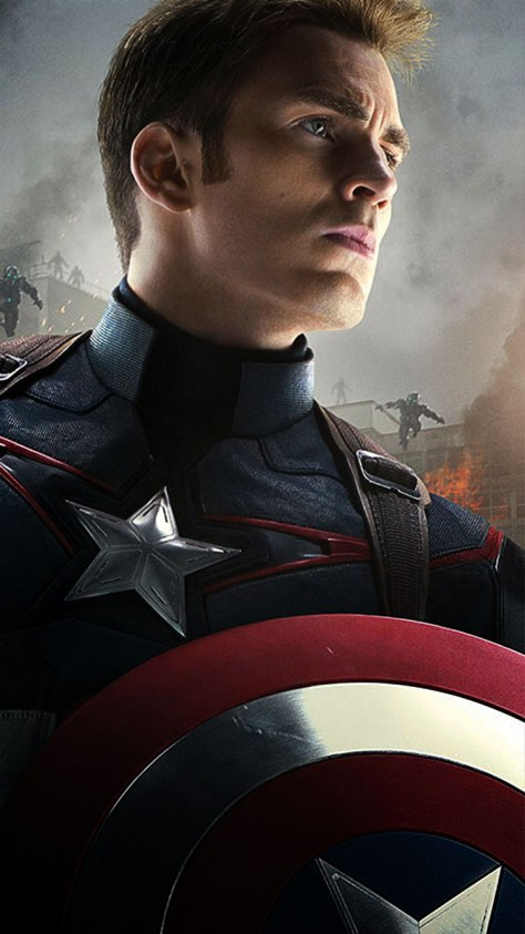 Captain America, Steve Rogers, Chris Evans, Avengers: Age of Ultron