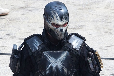 Crossbones, Frank Grillo, Captain America: Civil War