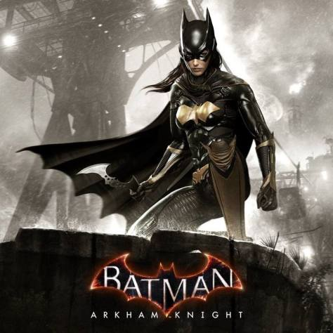 Batgirl, Barbara Gordon, Arkham Knight, Batman