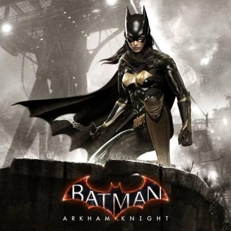 Batgirl, Barbara Gordon, Arkham Knight, Batman