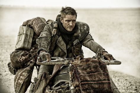 Tom Hardy, Mad Max, Mad Max Fury Road