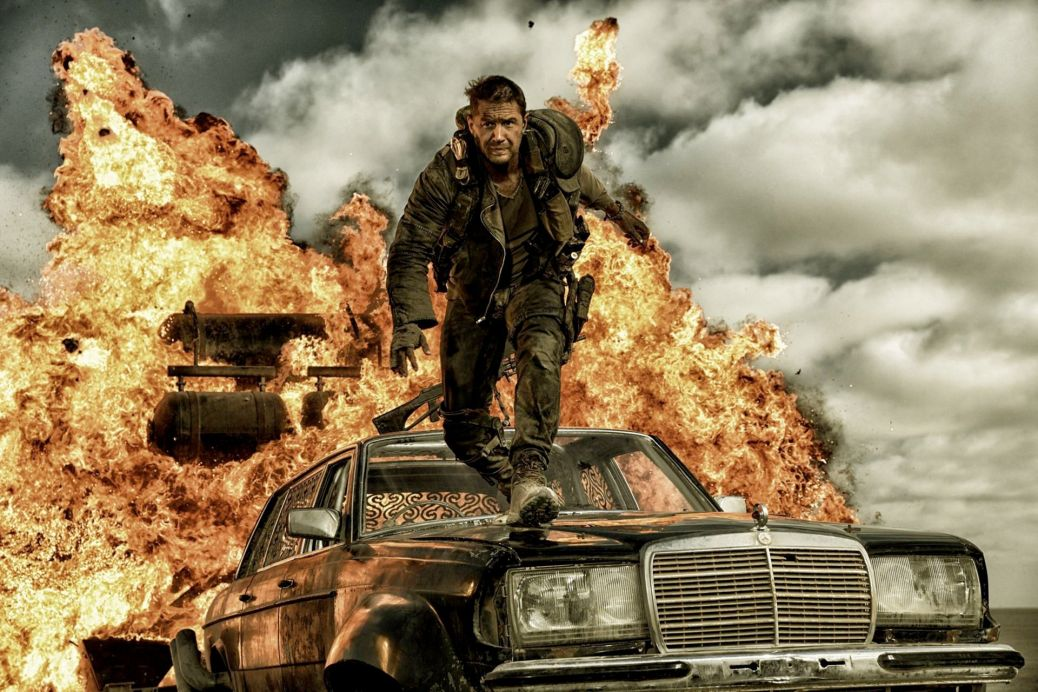 Mad Max, Mad Max Fury Road, Tom Hardy