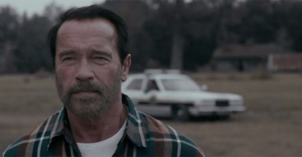 Arnold Schwarzenegger, Maggie