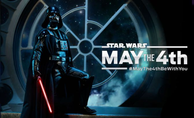 #Darth #Vader #Star #Wars #May #the #Fourth #be #with #You #Star #Wars #Day #May #meme #quote #starwars #inspiration #happy #vmcblog #fun #enjoy #starwar #