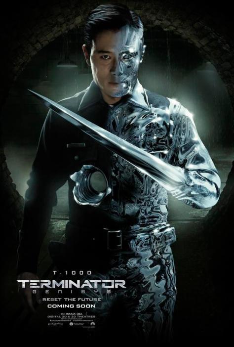 Terminator: Genisys, Byung Hun Lee