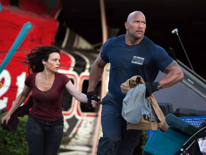 Movie Review: San Andreas (2015) *Old School Disaster….Film*