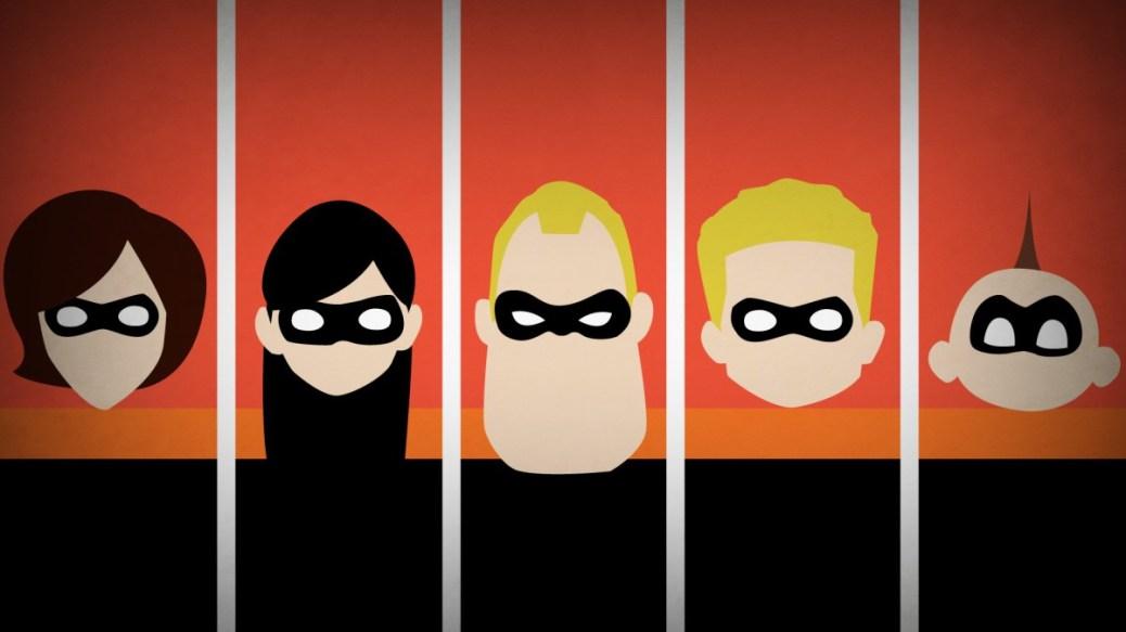 The Incredibles, Brad Bird