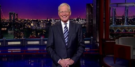 David Letterman, The Late Show With David Letterman