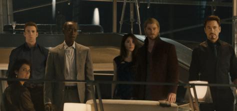 Avengers, Avengers: Age of Ultron