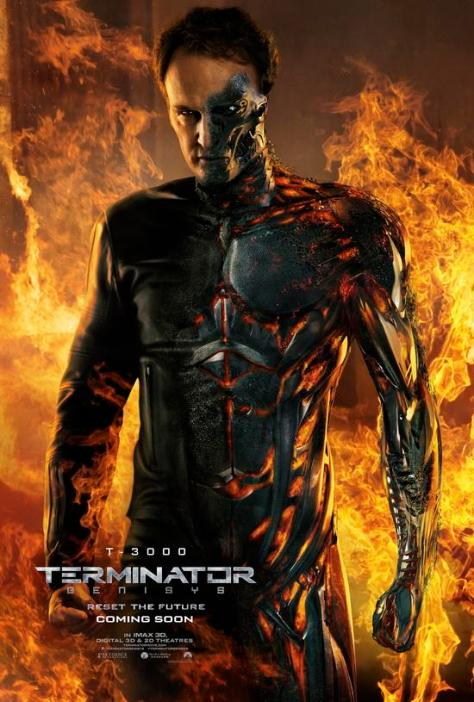Terminator: Genisys, Jason Clarke